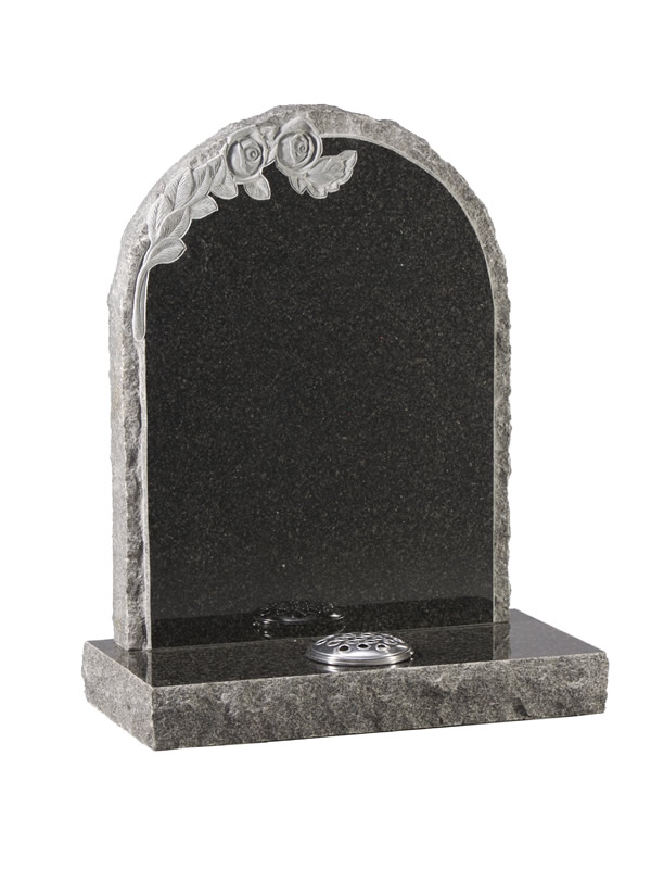 Headstone Rustic Hand Carved Gallery image 10